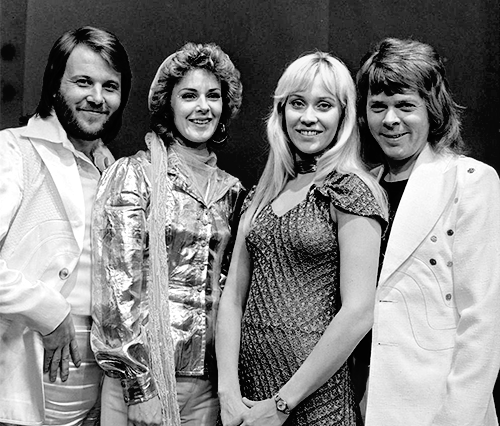 Did you know the band has a connection with ABBA