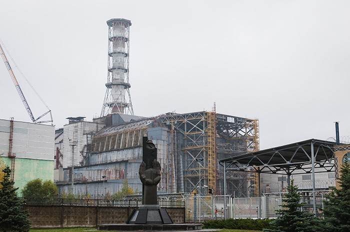 The Chernobyl plant was not placed on complete stop after the disaster.